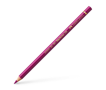 FABER CASTELL POLYCHROMOS COLOURED PENCIL MIDDLE PURPLE PINK