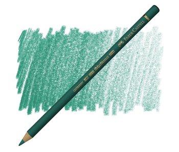 Faber Castell Polychromos Coloured Pencil 276 Chrome Oxide Green Fiery