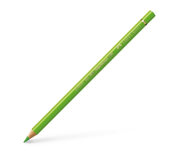 FABER CASTELL POLYCHROMOS COLOURED PENCIL LIGHT GREEN