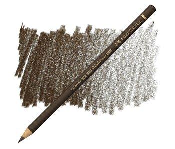 Faber Castell Polychromos Coloured Pencil 280 Burnt Umber