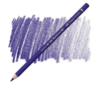 Faber Castell Polychromos Coloured Pencil 137 Blue Violet