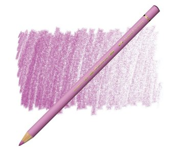 Faber Castell Polychromos Coloured Pencil 119 Light Magenta