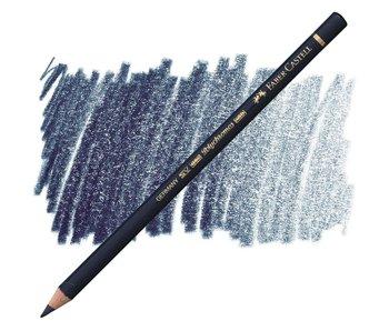Faber Castell Polychromos Coloured Pencil 157 Dark Indigo