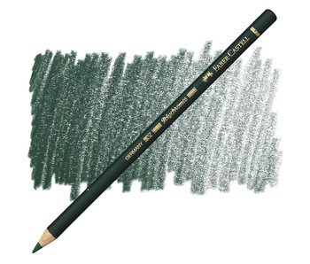 Faber Castell Polychromos Coloured Pencil 267 Pine Green