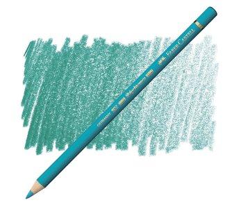 Faber Castell Polychromos Coloured Pencil 156 Cobalt Green