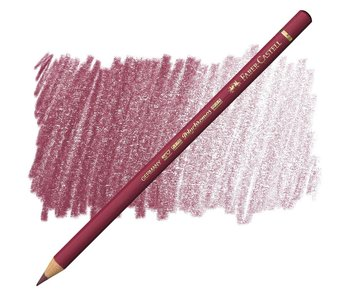 Faber Castell Polychromos Coloured Pencil 193 Burnt Carmine