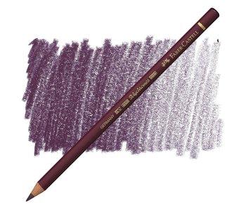 Faber Castell Polychromos Coloured Pencil 194 Red-Violet