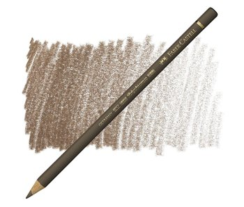 Faber Castell Polychromos Coloured Pencil 178 Nougat