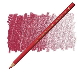Faber Castell Polychromos Coloured Pencil 219 Deep Scarlet Red