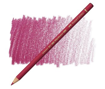Faber Castell Polychromos Coloured Pencil 127 Pink Carmine