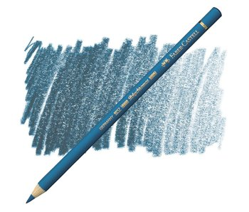 Faber Castell Polychromos Coloured Pencil 153 Cobalt Turquoise