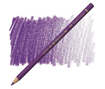 Faber Castell Polychromos Coloured Pencil 160 Manganese Violet