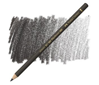 Faber Castell Polychromos Coloured Pencil 175 Dark Sepia