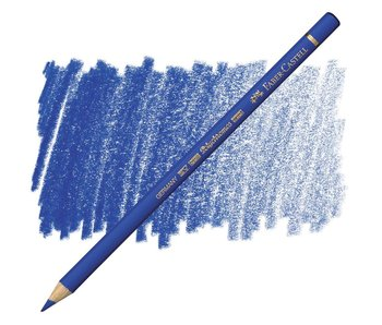 Faber Castell Polychromos Coloured Pencil 143 Cobalt Blue