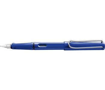 LAMY SAFARI PEN FINE BLUE
