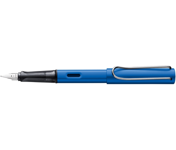 LAMY AL-STAR PEN MEDIUM OCEAN BLUE