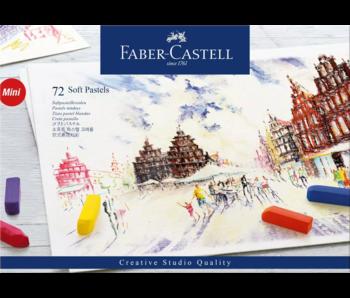 Faber Castell Soft Pastels Mini 72Pk Set