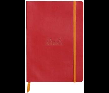 Rhodia Rhodiarama Notebook 5.5x8.3 PoppyLined