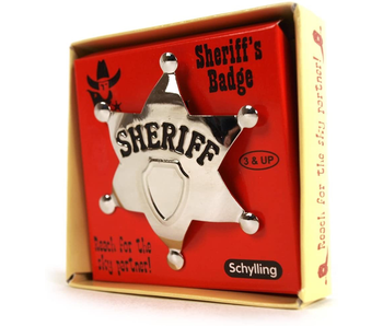 SHERRIF'S LAW MAN BADGE