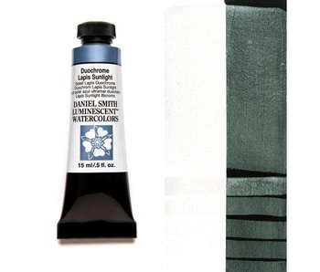 DANIEL SMITH XF WATERCOLOR 15ML DUOCHROME LAPIS SUNLIGHT