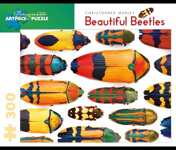 POMEGRANATE ARTPIECE PUZZLE 300 PIECE: BEAUTIFUL BEETLES