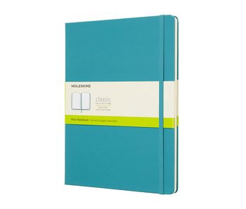 MOLESKINE CLASSIC COLLECTION HARD COVER PLAIN NOTERBOOK