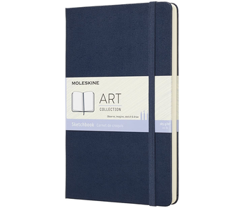 MOLESKINE ART COLLECTION SKETCH ALBUM BLUE