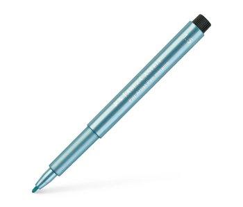Faber Castell Pitt Pen 1.5 Blue Metallic