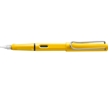 LAMY SAFARI PEN EXTRA-FINE YELLOW