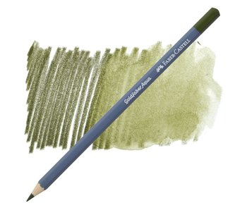 Goldfaber Aqua Watercolor Pencil - #173 Olive Green Yellowish