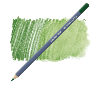 Goldfaber Aqua Watercolor Pencil - #167 Permanent Green Olive