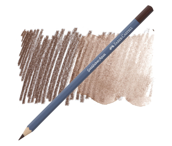 Goldfaber Aqua Watercolor Pencil - #176 van Dyck Brown