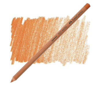 Faber Castell Pitt Pastel Pencil 187 Burnt Ochre