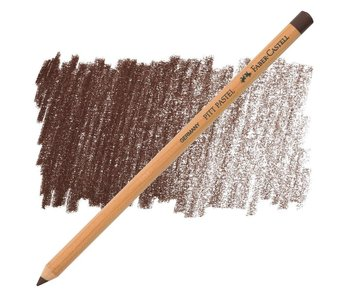 Faber Castell Pitt Pastel Pencil 176 Van Dyck Brown