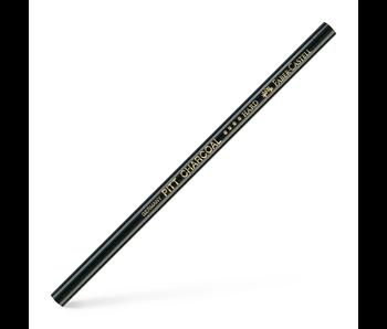 Faber Castell Pitt Natural Charcoal Pencil Hard
