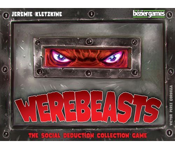 WEREBEASTS: THE SOCIAL DEDUCTION COLLECTION GAME