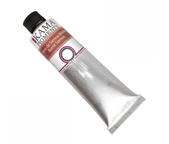KAMA PIGMENTS ARTIST OIL 125ML BURNT SIENNA