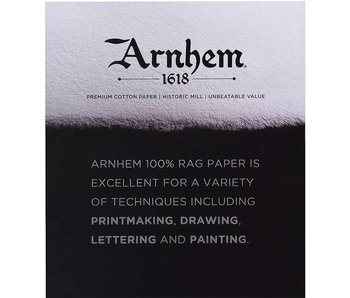 Speedball Arnhem Paper 22X30 White Arnhem