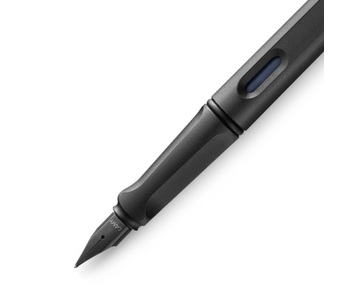 LAMY SAFARI PEN FINE ALL BLACK