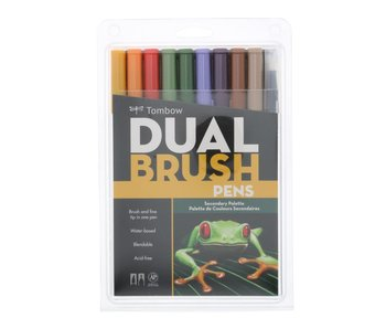 TOMBOW DUAL BRUSH PENS 10PK SET secondary