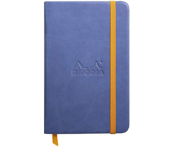 Rhodia Rhodiarama Notebook 3.5x5.5 Sapphire Lined