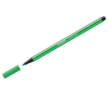 STABILO PEN 68 FLUORESCENT GREEN #033