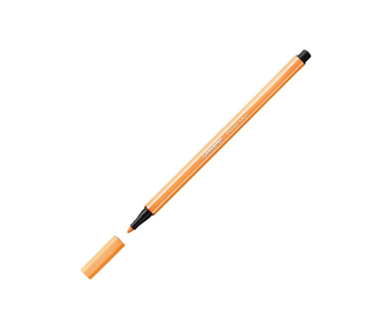 STABILO PEN 68 FLUORESCENT ORANGE #054