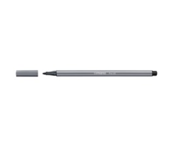 STABILO PEN 68 DARK GREY #96