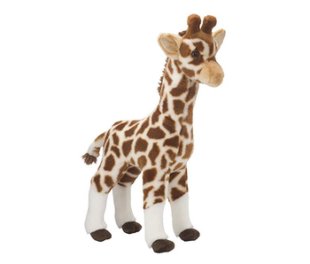 DOUGLAS CUDDLE TOY PLUSH BENTLEY GIRAFFE
