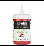 LIQUITEX SOFT BODY ACRYLIC  59ML CAD FR RED MD