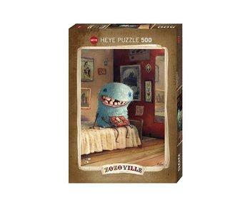 HEYE PUZZLE 500 ZOZOVILLE: MILK TOOTH
