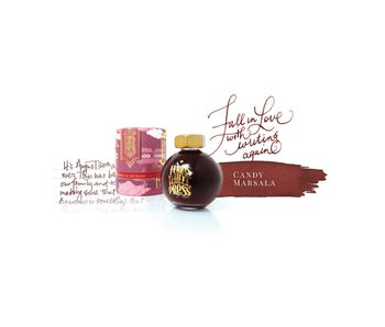 Ferris Wheel Press Candy Marsala Ink 85ML