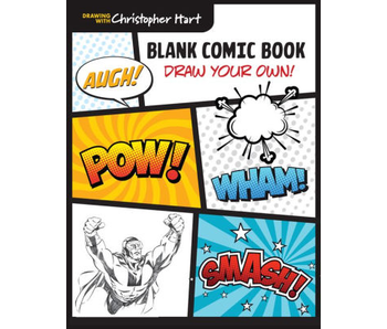 Blank Comic Book Draw Your Own