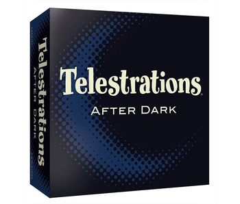 Telestrations 8 Player - After Dark